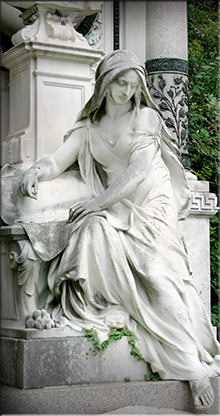 figura cmentarna